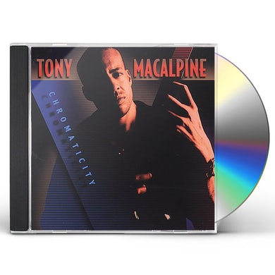 Tony MacAlpine CHROMATICITY CD