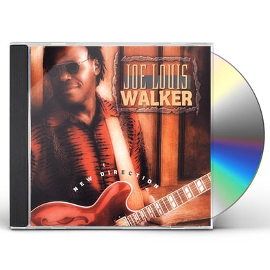 Joe Louis Walker NEW DIRECTION CD