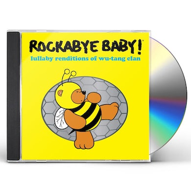 Rockabye Baby! LULLABY RENDITIONS OF WU-TANG CLAN CD