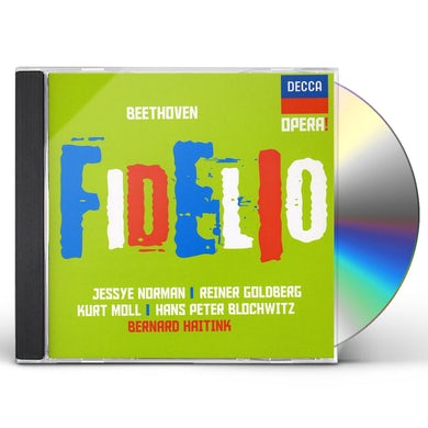 Bernard Haitink BEETHOVEN: FIDELIO CD