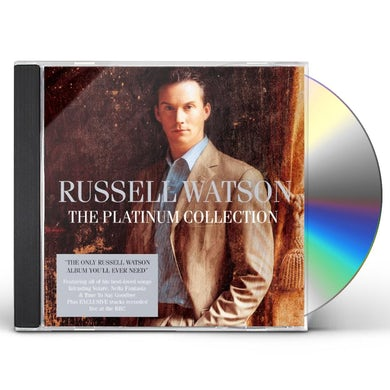 Russell Watson PLATINUM COLLECTION CD