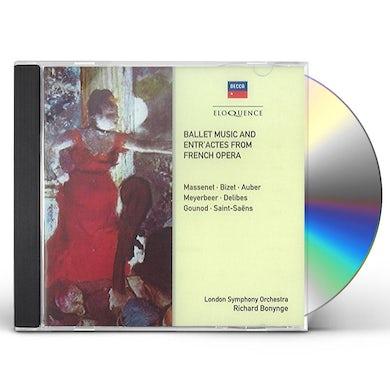 Richard Bonynge BALLET MUSIC & ENTR ACTES FROM CD