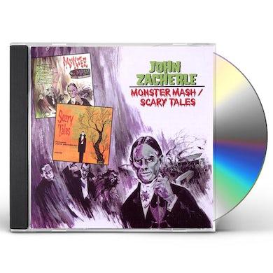 John Zacherle MONSTER MASH / SCARY TALES CD