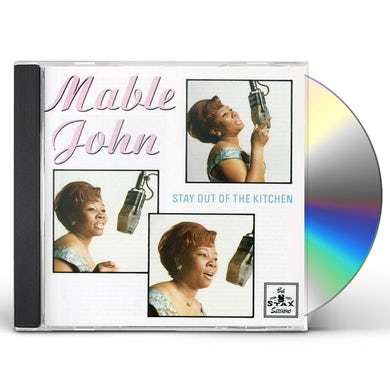 Mable John STAY OUT OF THE KITCHEN CD