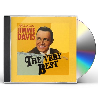 Jimmie Davis VERY BEST CD