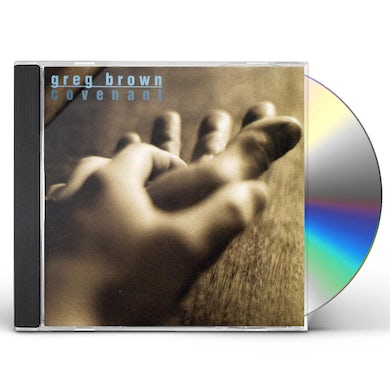 Greg Brown COVENANT CD