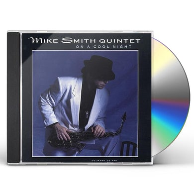 Mike Smith ON A COOL NIGHT CD