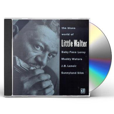 Little Walter BLUES WORLD OF CD