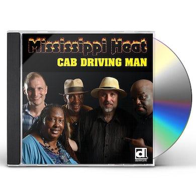 CAB DRIVING MAN CD