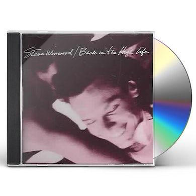 Steve Winwood BACK IN THE HIGHLIFE CD