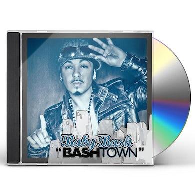 Baby Bash BASHTOWN CD