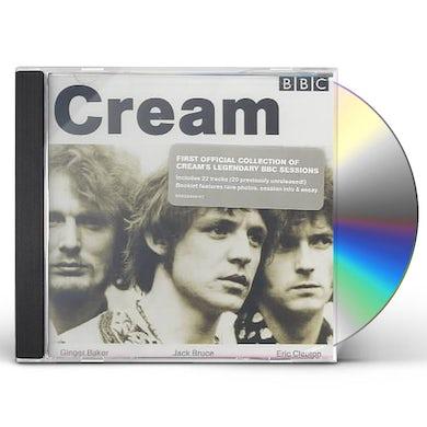 Cream BBC SESSIONS CD