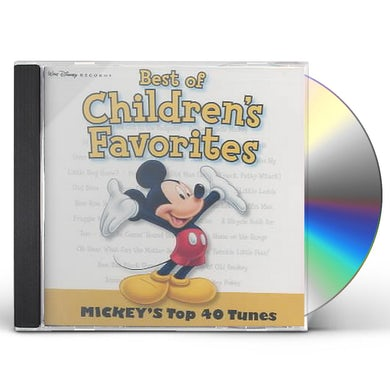 Disney Mickey's Top 40 (Jewel) CD