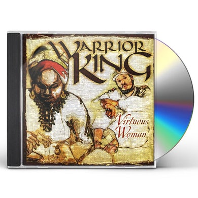 Warrior King VIRTUOUS WOMAN CD