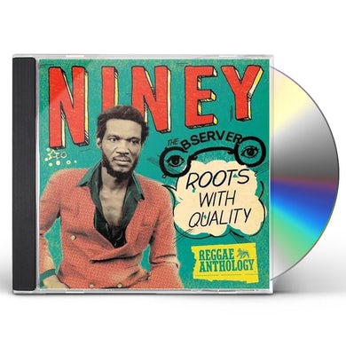 Niney The Observer ROOTS WITH QUALITY CD