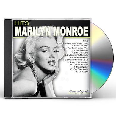 Marilyn Monroe HITS CD