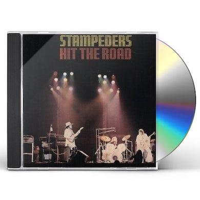 Stampeders HIT THE ROAD & ROCK THE ROAD AGAIN CD