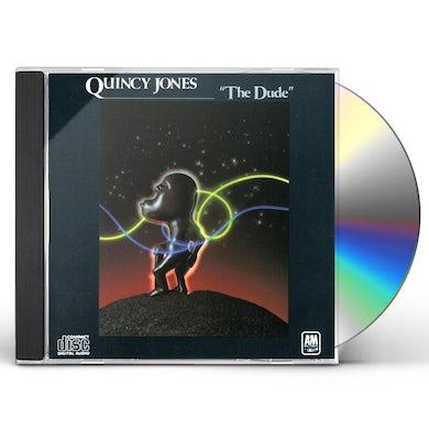 Quincy Jones DUDE CD