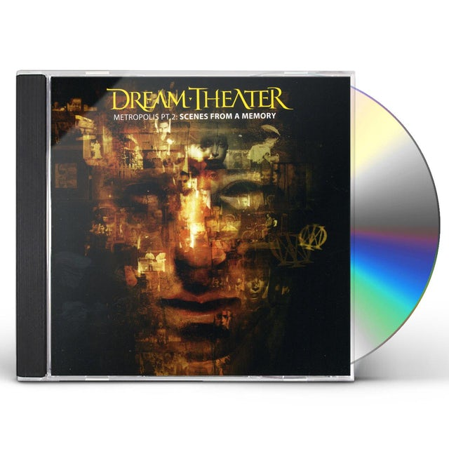 Dream Theater SCENES FROM A MEMORY CD
