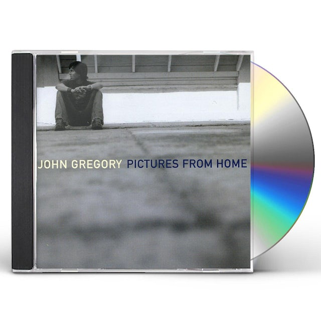 John Gregory PICTURES FROM HOME CD