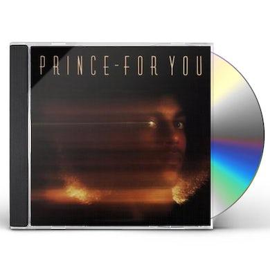 Prince FOR YOU CD
