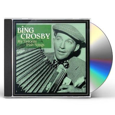 Bing Crosby MY FAVORITE IRISH SONGS CD