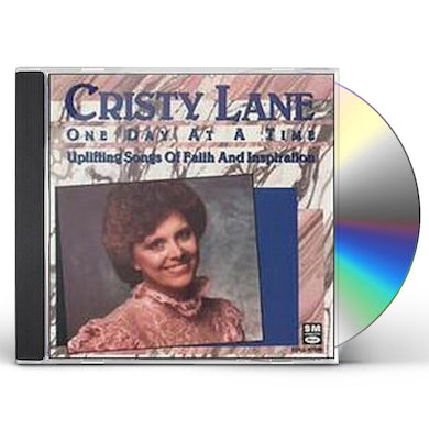 Christy Lane ONE DAY AT A TIME CD