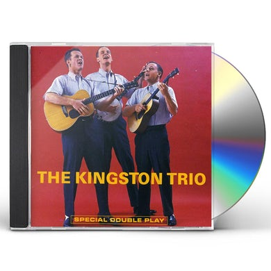 KINGSTON TRIO & FROM THE HUNGRY I CD