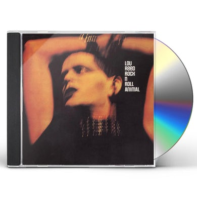 Lou Reed ROCK & ROLL ANIMAL CD