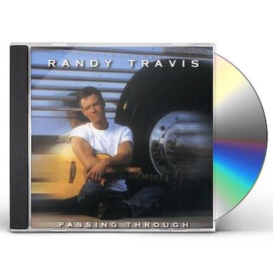 Randy Travis PASSING THROUGH CD