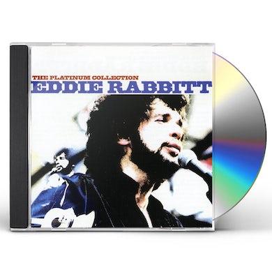Eddie Rabbitt PLATINUM COLLECTION CD