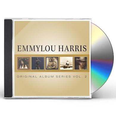 Emmylou Harris ORIGINAL ALBUM SERIES 2 CD