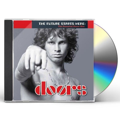 FUTURE STARTS HERE: THE ESSENTIAL The Doors HITS CD