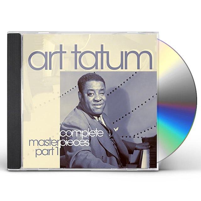 Art Tatum COMPLETE GROUP MASTERPIECE CD