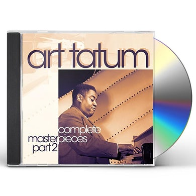 Art Tatum COMPLETE SOLO MASTERPIECES CD