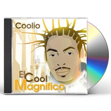 Coolio EL COOL MAGNIFICO CD