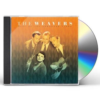 Weavers BEST OF THE VANGUARD YEARS CD