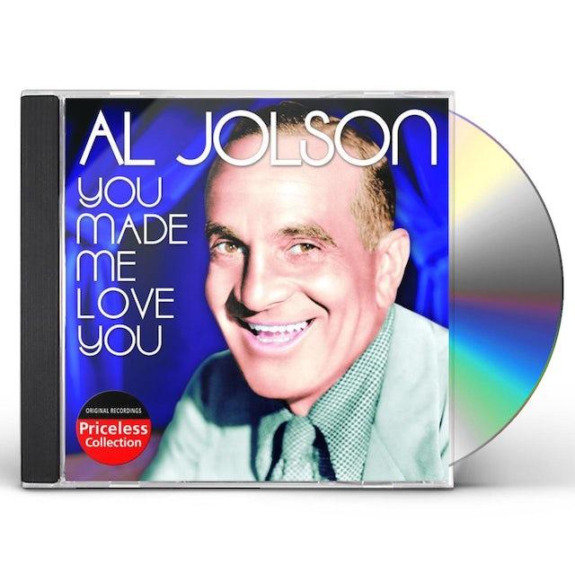 Al Jolson EARLY YEARS CD