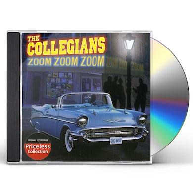 Collegians ZOOM ZOOM ZOOM CD
