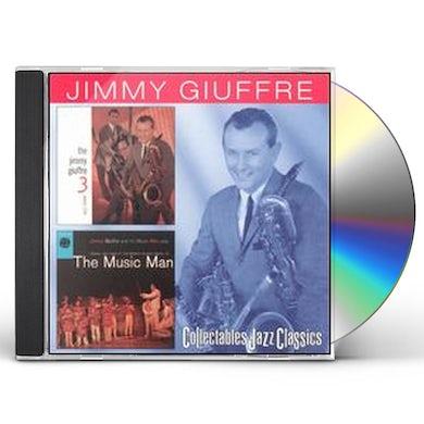 Jimmy Giuffre 3 / MUSIC MAN CD