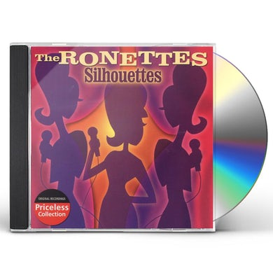 Ronettes SILHOUETTES CD