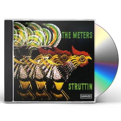 Meters STRUTTIN CD