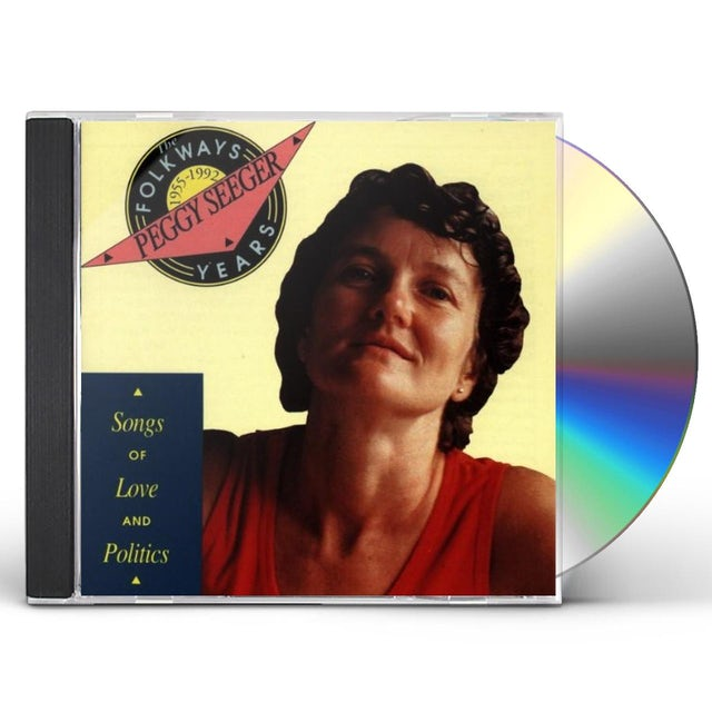 Peggy Seeger FOLKWAYS 55-92 CD