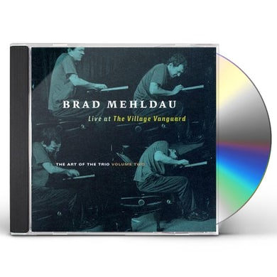 Brad Mehldau ART OF THE TRIO 2 CD