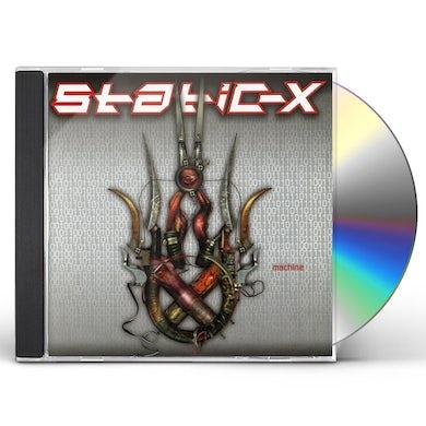 Static-X MACHINE CD