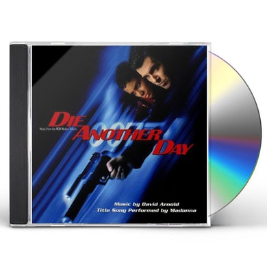 Die Another Day CD