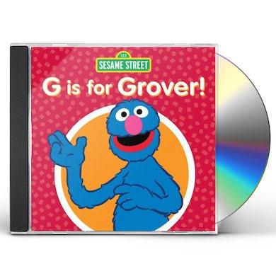 Sesame Street: G Is For Grover! CD