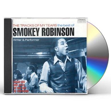 Smokey Robinson TRACKS OF MY TEARS CD