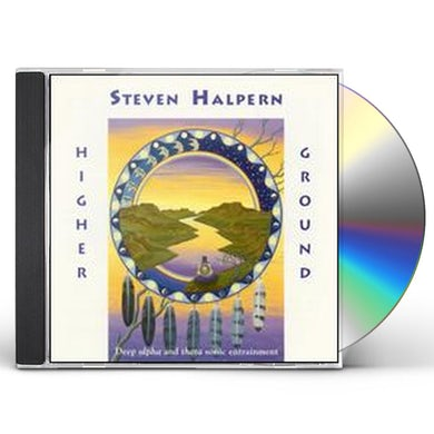 Steven Halpern HIGHER GROUND CD