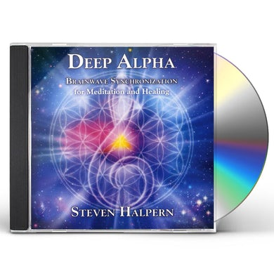 Steven Halpern DEEP ALPHA: BRAINWAVE SYNCHRONIZATION FOR CD